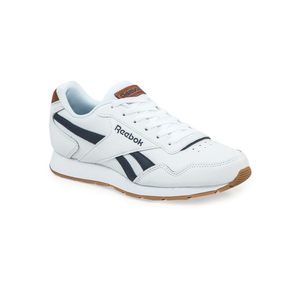 Zapatillas Reebok Royal Glide Blanco y Azul