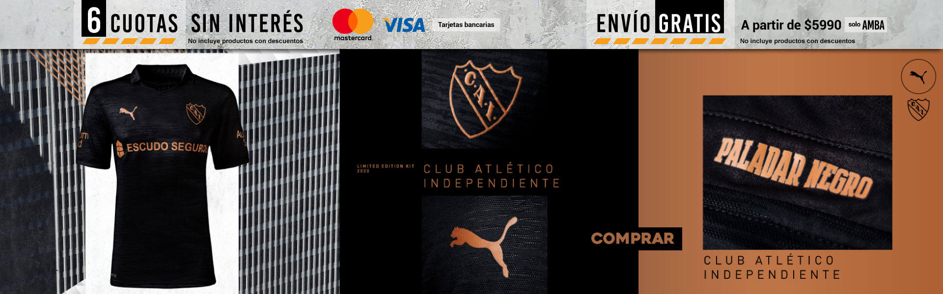 Independiente 2020 DT