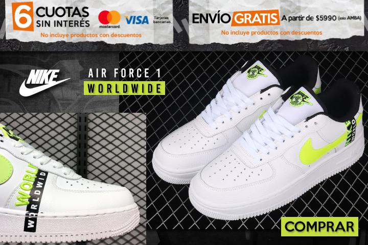 Nike Air Force MB