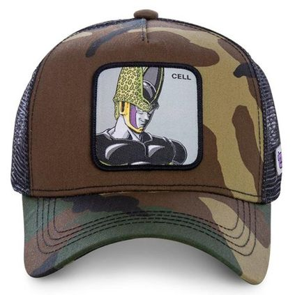 GORRA-CAPSLAB-BY-FREEGUN-DRAGON-BALL-CELL