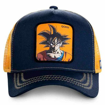 GORRA-CAPSLAB-BY-FREEGUN-DRAGON-BALL-Z-GOKU