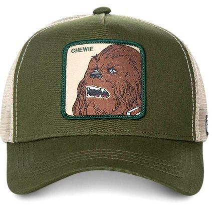 GORRA-CAPSLAB-CAPSLAB-BY-FREEGUM-STAR-WARS-CHEWIE