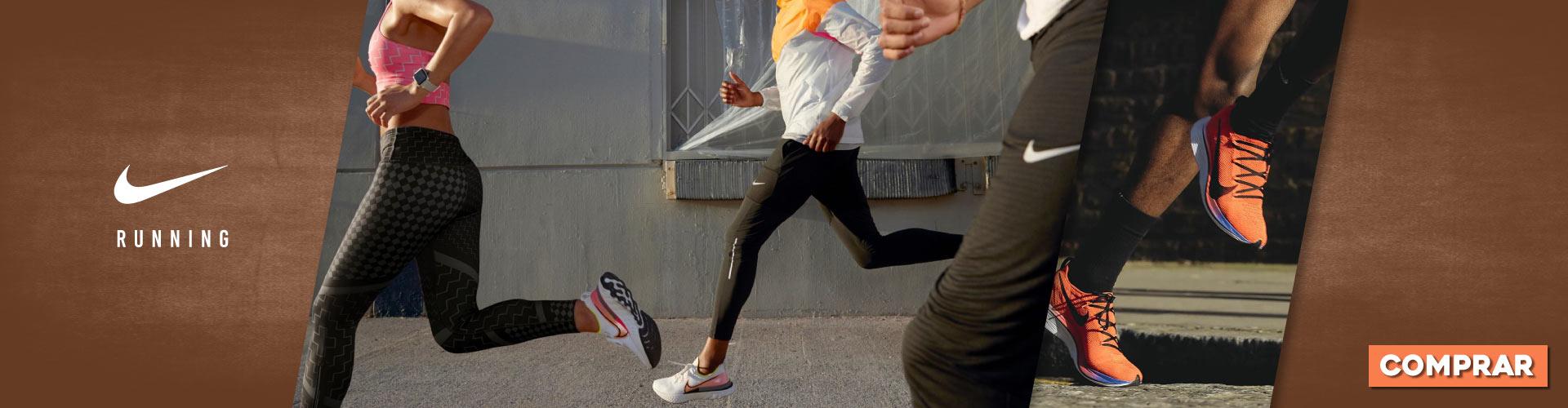 Nike running DT