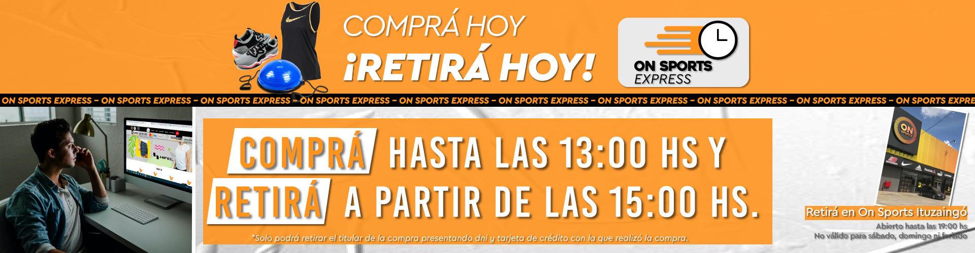 Retiro express DT