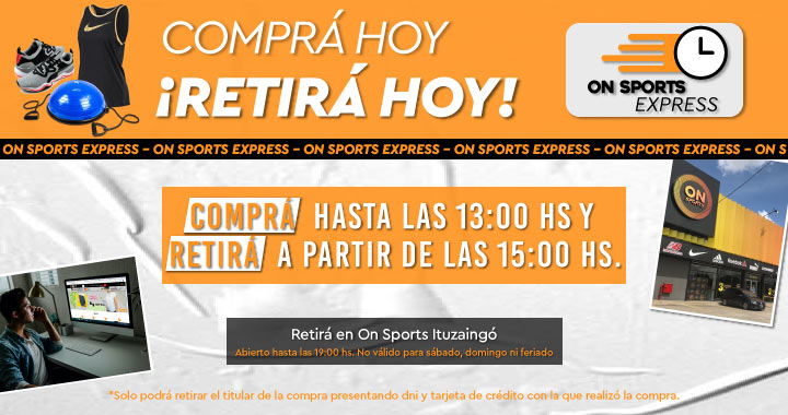 Retiro express MB